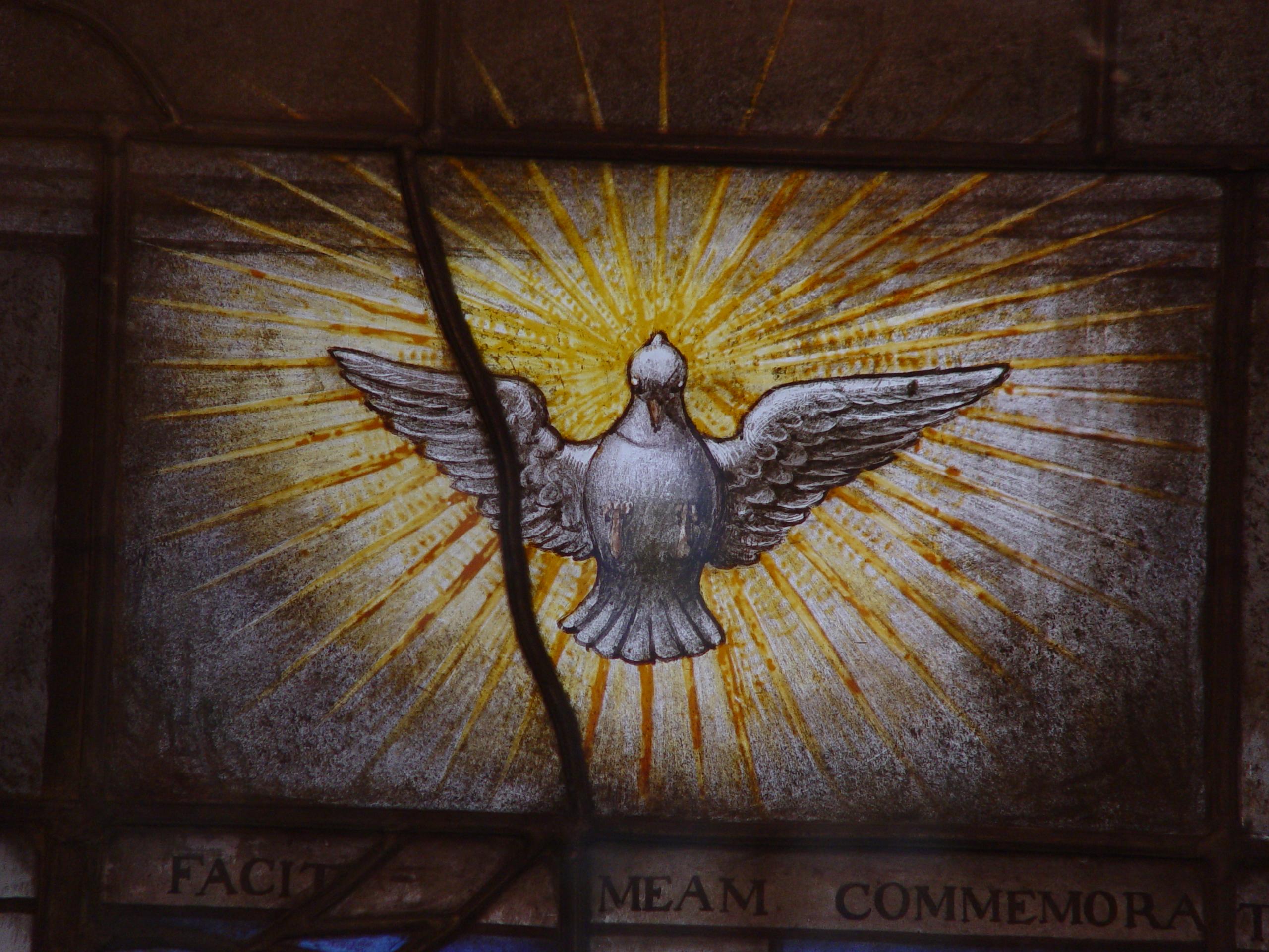 Moi, je prierai le Père, et il vous donnera un autre Défenseur qui sera pour toujours avec vous : l'Esprit de vérité.